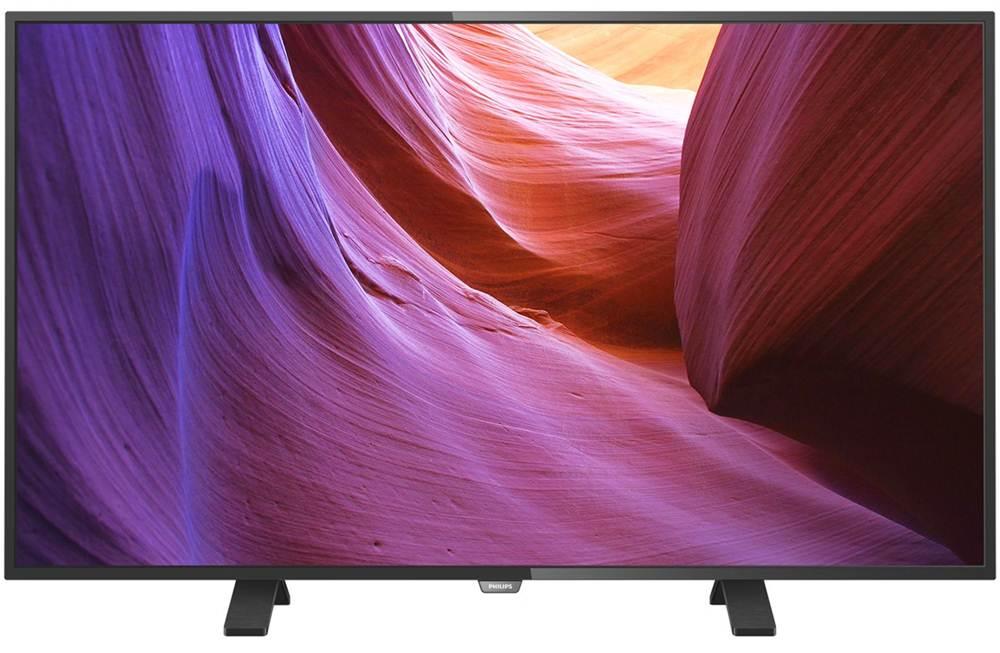 Televizor LED Philips, 109 cm, 43PUH4900/88, 4K Ultra HD