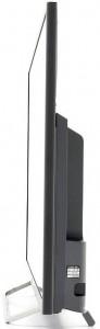 Vedere din stanga Televizor Smart LED Sony, 107cm, Full HD, 42W705