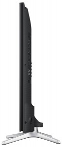 Profil Televizor Full HD Smart 3D LED Samsung 40H6500, 101 cm