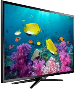 Semiprofil Televizor Smart LED Samsung 32F5500, 80 cm, Full HD