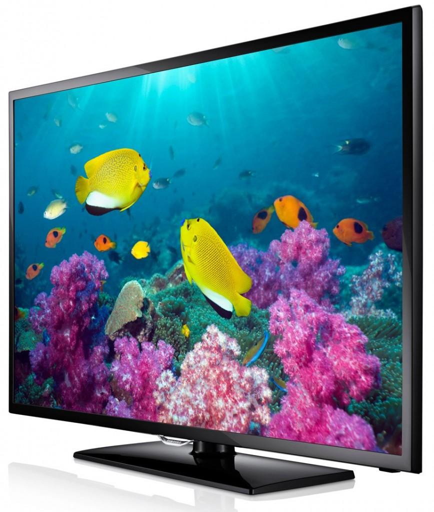 Televizor LED Smart Full HD Samsung 42F5300, 107 cm - semiprofil