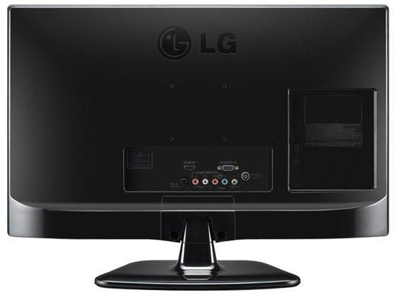 Spate Televizor LED Full HD LG 22MT45D-PZ