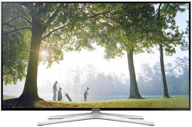 Televizor Full HD Smart 3D LED Samsung 55H6400, 138 cm