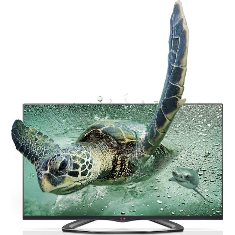 Televizor 3D Smart TV LED LG 47LA660S