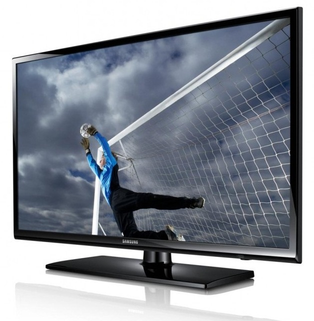 Semiprofil stanga Televizor LED Samsung 32EH4003, 80 cm, HD