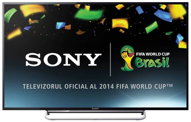 Televizor Smart LED Sony, 121cm, Full HD, 48W605