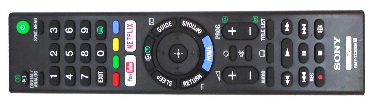 Telecomanda reala TV Sony 40WE660