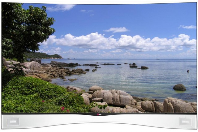 Prezentare Televizor Curbat OLED Smart 3D LG 55EA980V