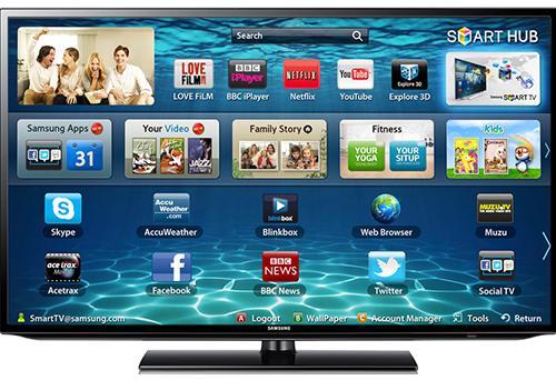 Televizor LED Samsung, 116 cm, Full HD, 46EH5300