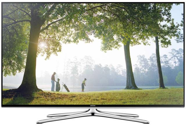 Televizor Smart 3D LED Samsung 50H6200, 125 cm, Full HD