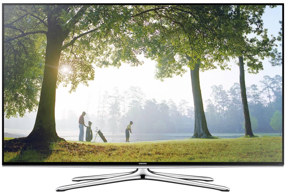 Televizor Smart 3D LED Samsung 55H6200, 138 cm, Full HD