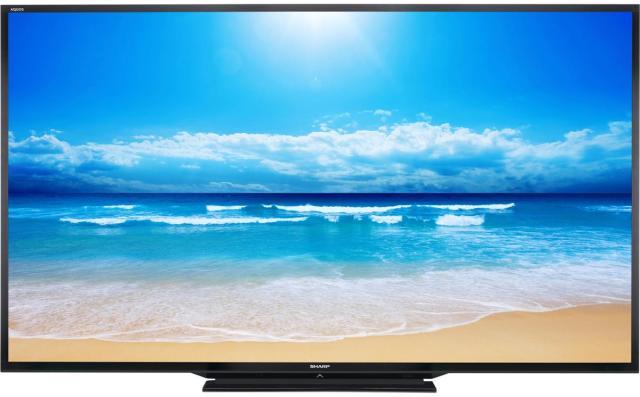 Televizor Smart 3D LED Sharp ,228 cm, Full HD, LC90LE757E