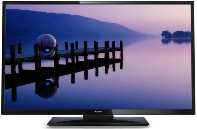 Televizor LED Full HD Philips 50PFL3008, 127 cm