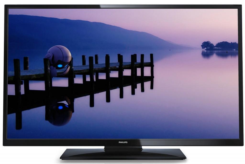Televizor LED Philips 40PFL3008, 102 cm, Full HD – ieftin