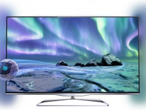 Televizor LED Smart TV 3D Philips 42PFL5008K