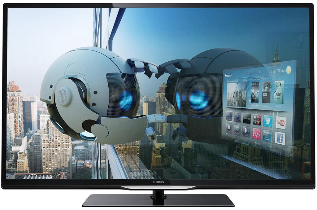 Televizor LED Smart TV Philips, 81 cm, Full HD, 32PFL4258