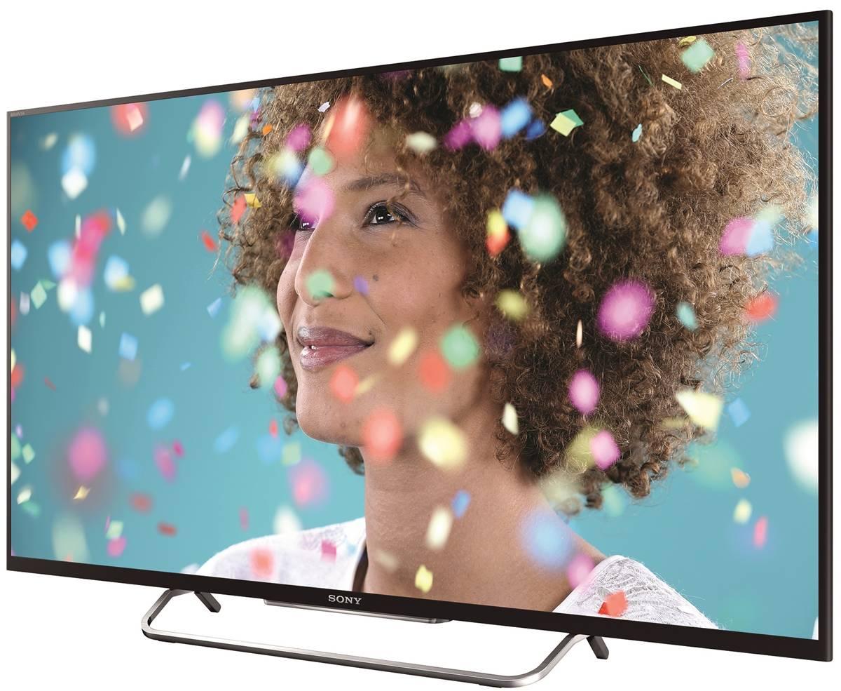 Televizor Smart LED Sony Bravia, 107cm, Full HD, 42W705