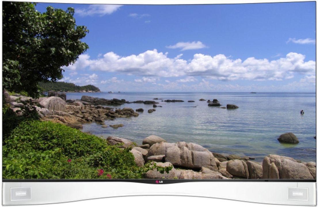Televizor OLED LG 55EA980V