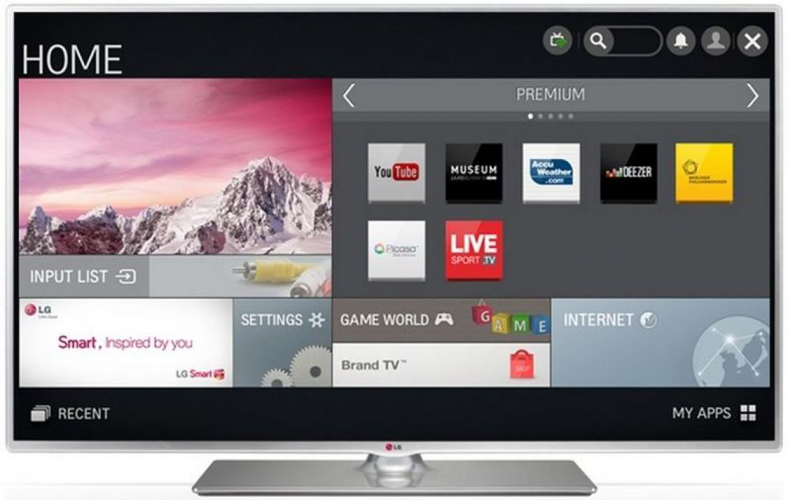 Televizor LED LG 55LB5800