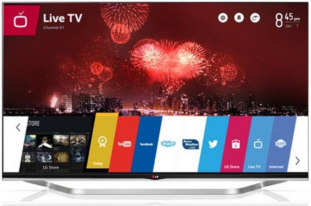 Televizor LED LG 42LB730V
