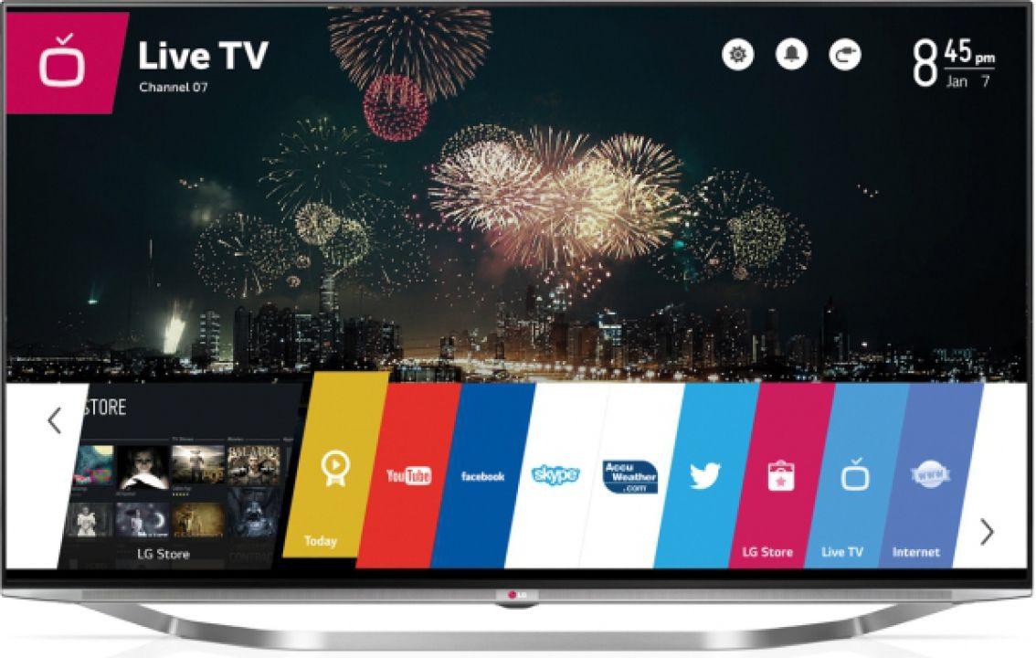 Televizor LED LG 55UB950V