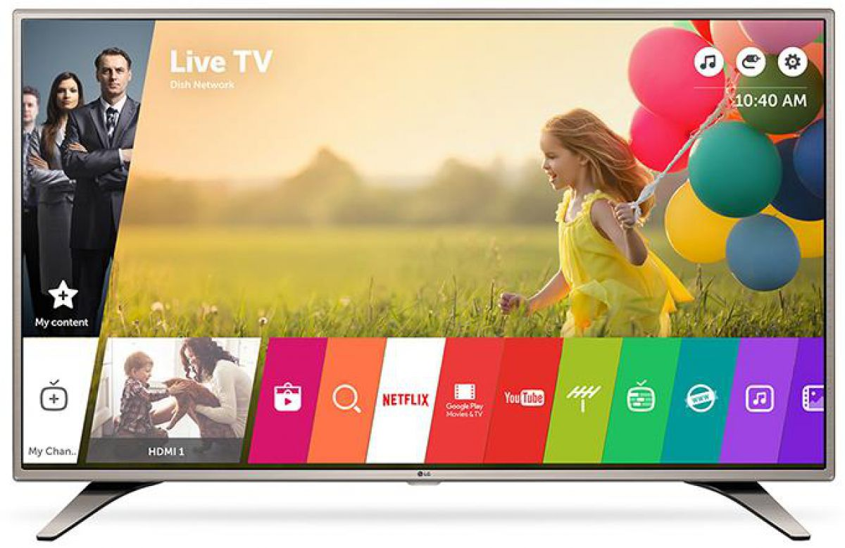Televizor LG 43LH615V
