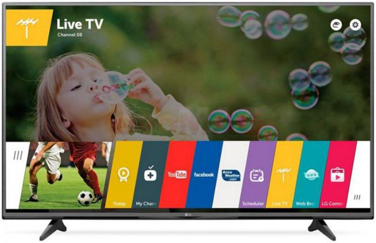 Specificatii pret si pareri televizor LG 43UF6807