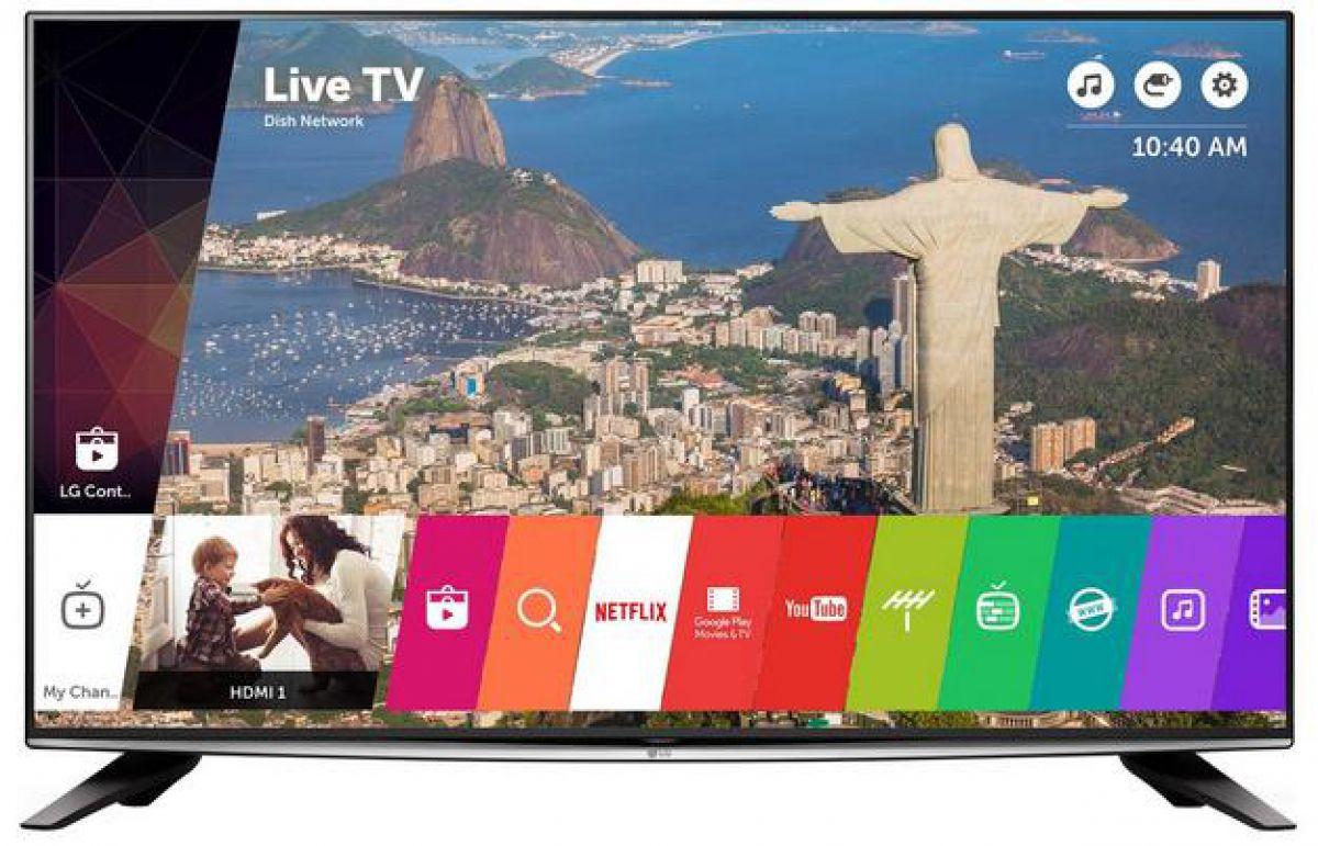 Televizor LG 58UH635V