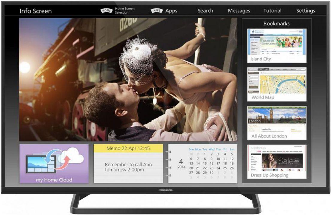Televizor LED Panasonic TX-39AS500E