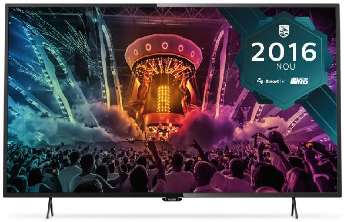 Televizor Philips 43PUH6101/88