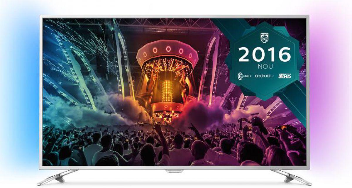 Televizor Philips 49PUS6501