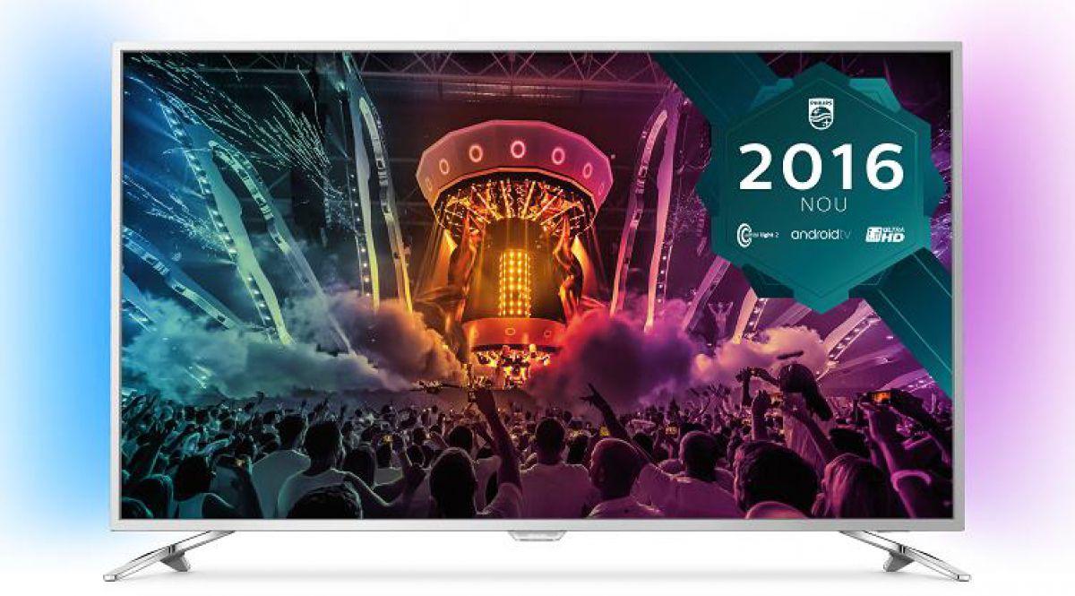 Televizor Philips 55PUS6501