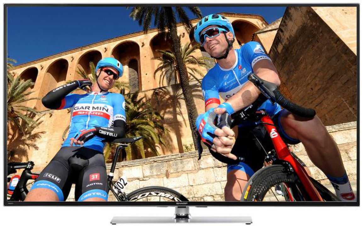 Televizor LED Sharp LC50LE762E