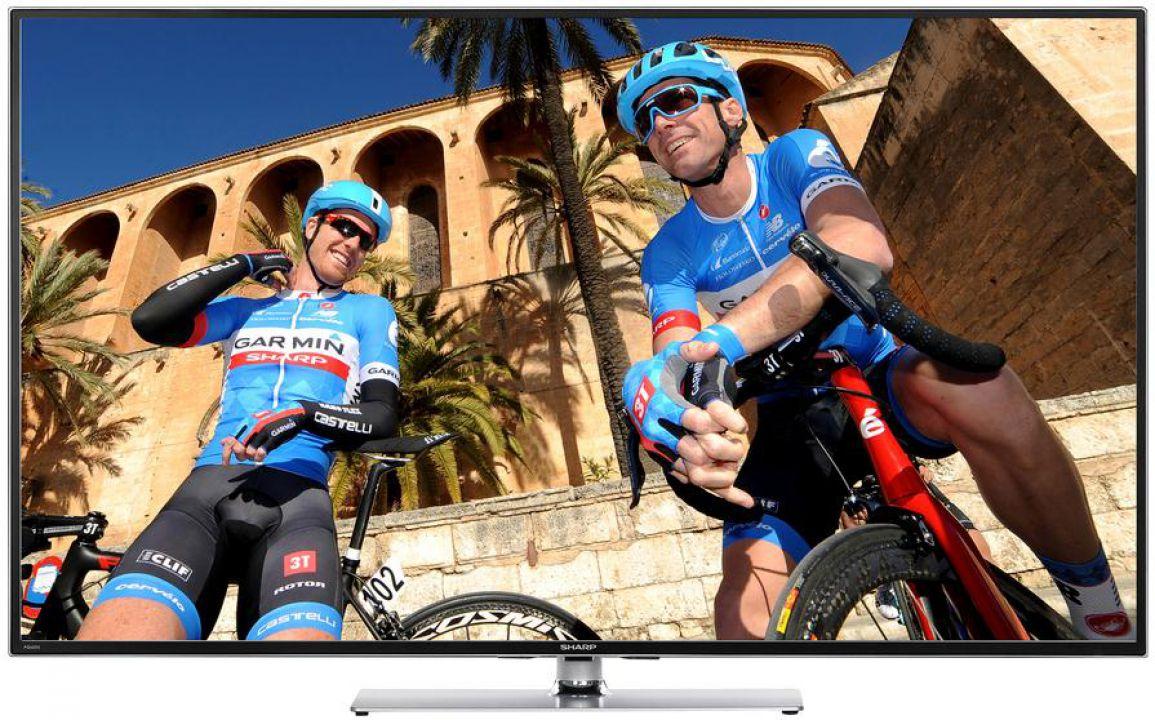 Televizor LED Sharp LC42LE762E