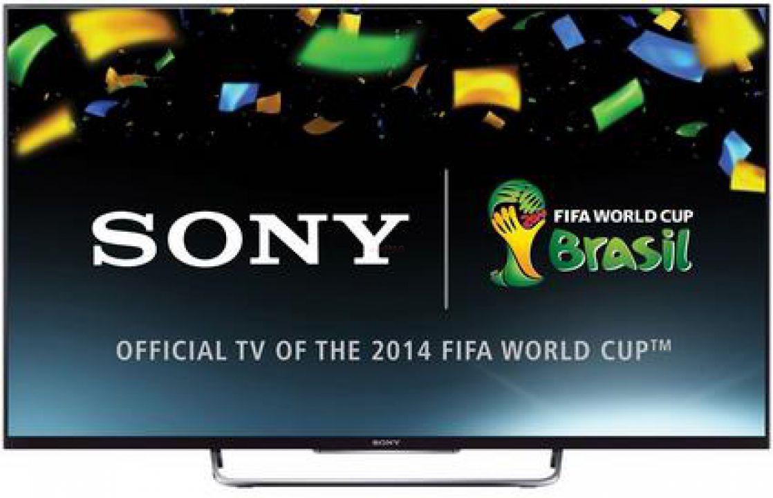 Televizor LED Sony Bravia KDL-50W805B