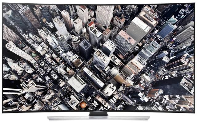 Televizor Ultra HD Smart 3D Samsung 55HU8500