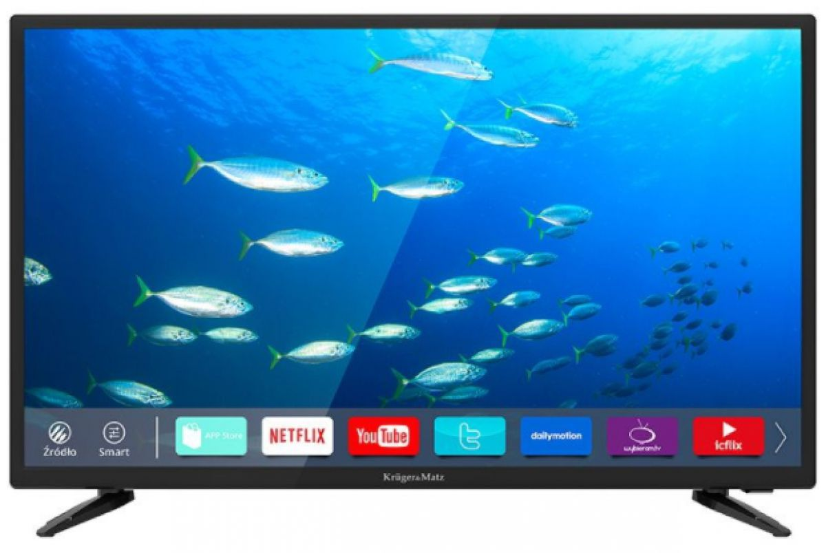 Televizor Kruger&Matz KM0243FHD-S