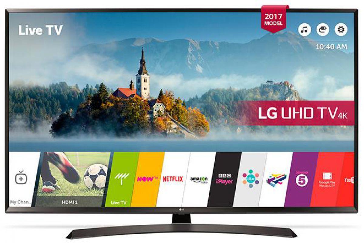 Televizor LG 43UJ635V