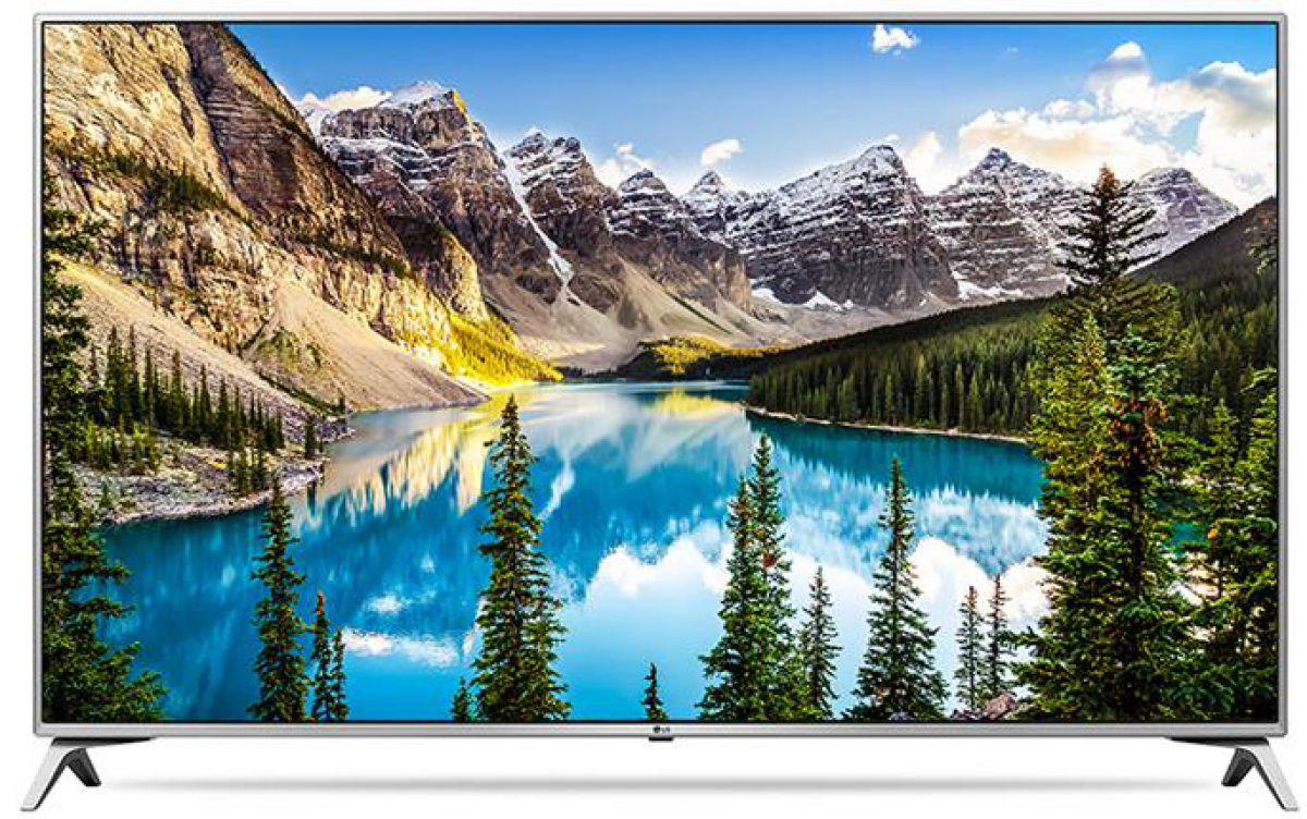 Televizor LG 43UJ6517