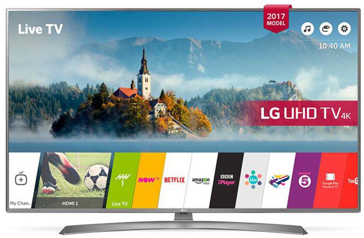 Televizor LG 43UJ670V