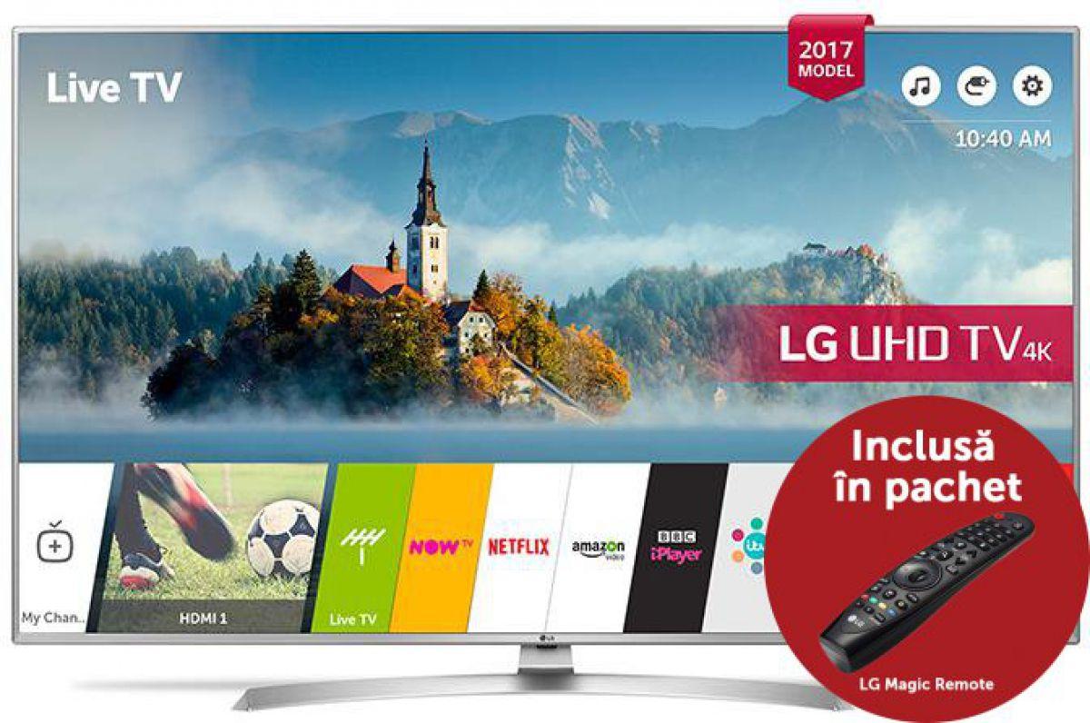 Televizor LG 43UJ701V