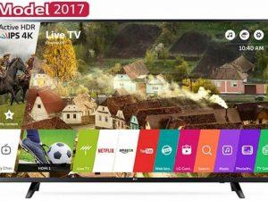 Televizor LG 43uj620