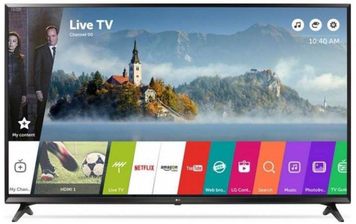 Televizor LG 49UJ6307