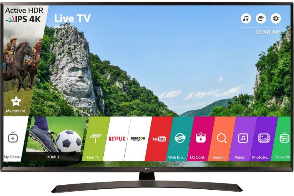 Televizor LG 65UJ634V