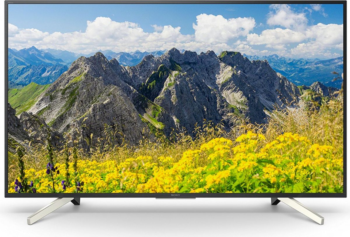 Televizor Sony KD-65XF7596