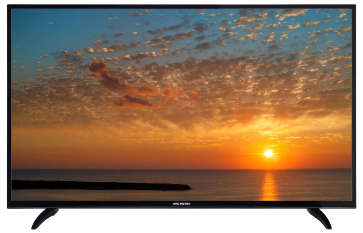 Televizor Wellington WL55UHDV296SW